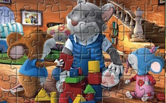 Tip the Mouse Puzzle