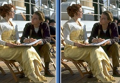 Titanic Spot the Differences