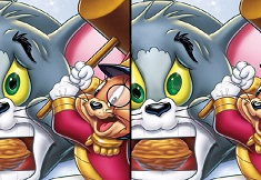 Tom and Jerry Differences 2