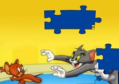 Tom and Jerry Puzzle 2