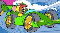 tom and jerry racing games