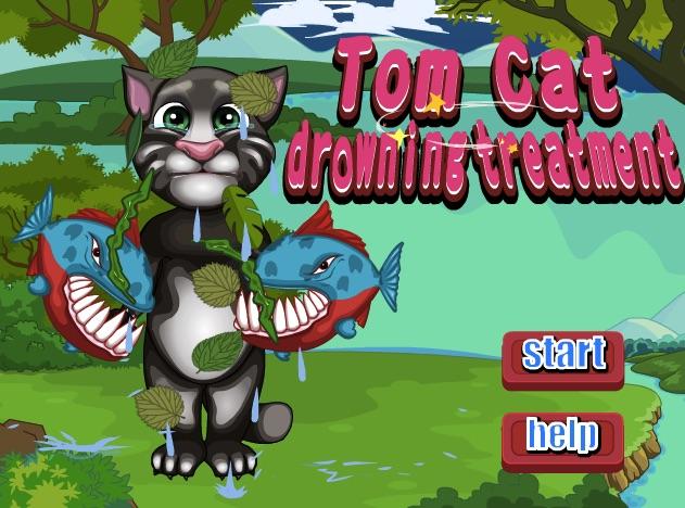 Tom Drownig Treatment