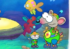 Toopy and Binoo Differences Between Fish