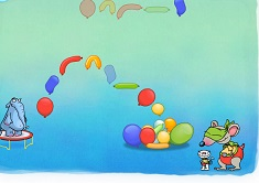 Toopy and Binoo the Elephant and the Balloons