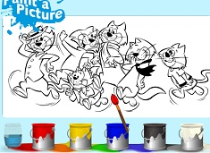 Top Cat Coloring