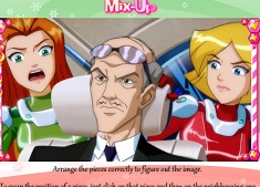 Totally Spies Mix Up