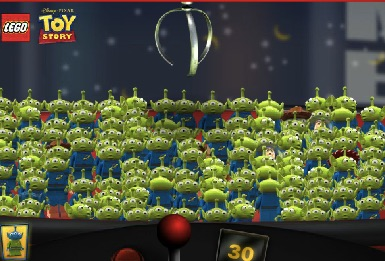 Toy Claw Toy Story Games