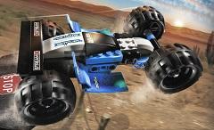 玩具レーサーゲーム