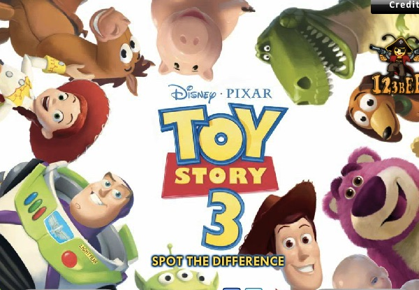 Toy Story Differences