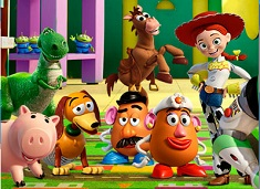 Toy Story Family Puzzle