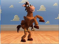 Toy Story Horse Puzzle