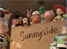Toy Story Sunny Side Puzzle