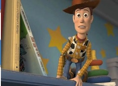 Toy Woody Puzzle