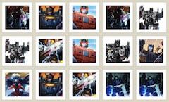 Transformers Memory