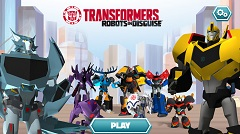 Transformers Robot in Disguise
