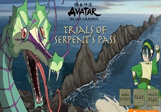 Trials of Serpent's Pass