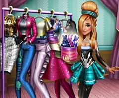 Tris Superstar Dress Up