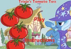 Trixie Tomato Toss