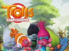 Trolls Candy Shooter