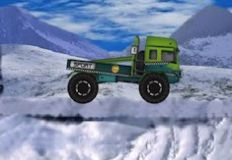 Truck Winter Drifting
