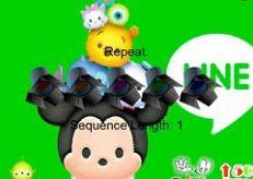 Tsum Tsum Color Memory