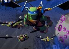 Turtles Hanging with the Kraang