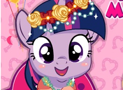 Twilight Sparkle Prom Make Up