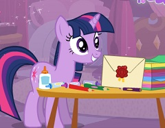 Twilight sparkle royal invitation my little pony games twilight sparkle royal invitation stopboris Gallery
