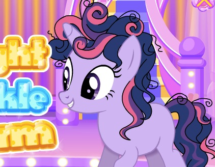 Twilight Sparkle Special Perm