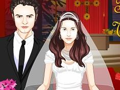 Twilight Wedding Dress Up