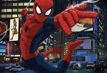 Ultimate Spiderman Puzzle 2