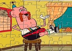 Uncle Grandpa Puzzle