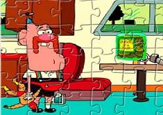 Uncle Grandpa Puzzle 2