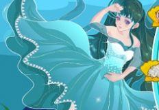 Underwater Princess Beauty