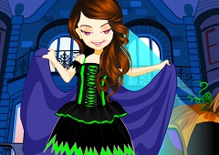 Vampire Princess Dress Up