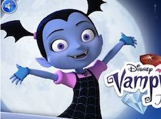 Vampirina Jewel Match