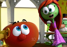 Veggietales in the House Spot the Numbers