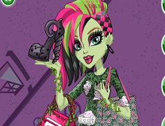 Venus McFlytrap Fashion
