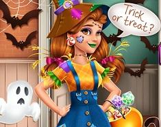 Victoria Halloween Scarecrow Costume