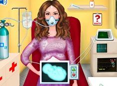 Violetta Pregnant Ambulance
