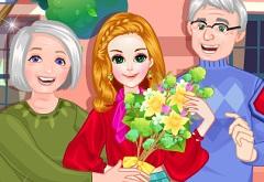 Visiting Grandparents Dress Up