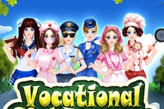 Vocational Girl Dress Up