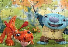 Wallykazam Jigsaw