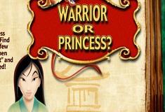 Warrior or Princess