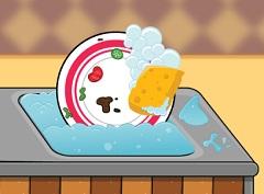 Washing Dishes Game