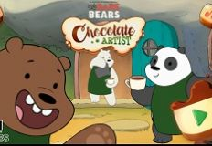 We Bare Bears Games