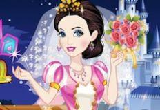 Wedding Cinderella Dress Up