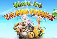 Where are Talking Friends