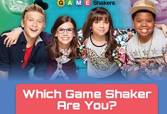 Which Game Shaker Are You