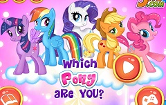 Which Pony Are You
